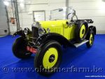 Citro�n 5HP Torp�do Cabriolet 2 Places C.2 '25