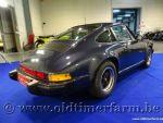 Porsche 911 3.2 G50 Carrera Coupé Blue Marine Metallic '87 (1987)
