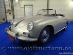 Porsche 356 B T5 Super Roadster Grey '61