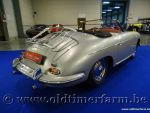 Porsche 356 B T5 Super Roadster Grey '61 (1961)