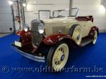 Chevrolet AD Sport Roadster '30
