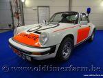 Porsche 911 3.0 SC Targa Rijkspolitie '80