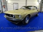Ford Mustang Fastback Gold '69