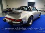 Porsche 911 3.2 G50 Carrera Targa Grey '89 (1989)