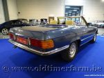 Mercedes-Benz 380SL Blue '82 (1982)