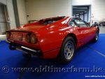 Ferrari 208 GTB Turbo Red '83 (1983)