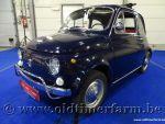 Fiat 500L Blue '70 (1970)