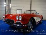 Corvette C1 Red '62