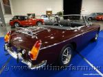 MG B Roadster Bordeaux '71 (1971)