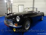 MG B Roadster Black '63