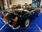 MG B Roadster Black '63 (1963)