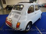 Fiat 500L Baby Blue '70 (1970)
