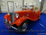 MG TD Red '52