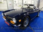 Triumph TR 6 Blue '70