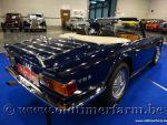 Triumph TR 6 Blue '70 (1970)