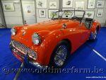 Triumph TR 3A '60