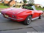 Chevrolet Corvette C2 Sting Ray (1966)