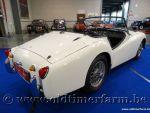 Triumph  TR 3 LHD '57 (1957)