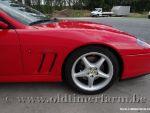 Ferrari 550 Maranello Red