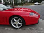 Ferrari 550 Maranello Red