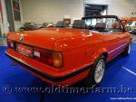 BMW 318i E30 Cabriolet '91 (1991)