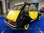 Citroën 2CV Charleston Black & Yellow '82 (1982)