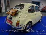Fiat 500L Beige '70 (1970)