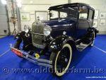 Ford A Tudor '28 (1928)