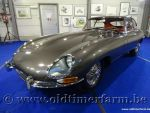 Jaguar E-Type 3.8 Series 1 FHC Flat Floor '61