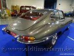 Jaguar E-Type 3.8 Series 1 FHC Flat Floor '61 (1961)