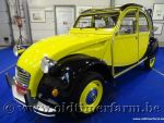Citroën 2CV Charleston Black & Yellow '83