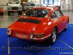 Porsche 912 Karmann Coupé Red '66 (1966)