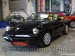 Alfa Romeo Spider 2000 Black '91 (1991)