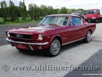 Ford Mustang Fastback '66
