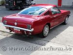 Ford Mustang Fastback '66 (1966)