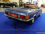 Mercedes-Benz 350SL R107 Blue '72 (1972)