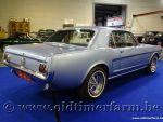 Ford Mustang Hardtop Coupé 289ci V8 '66 (1966)
