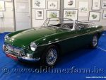 MG B Roadster Green '66 (1966)