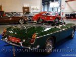 MG B Roadster Green '66 (1966)