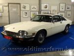 Jaguar XJS Coupé 5.3 V12 HE White '85