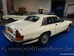Jaguar XJS Coupé 5.3 V12 HE White '85 (1985)