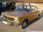BMW 2002 Automatic + LPG (GPL)