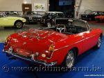 MG B Roadster pull handle '64 (1964)