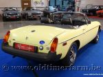 MG B Roadster Rubber Bumper '77 (1977)