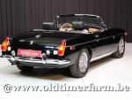 MG B Roadster Black '74 (1974)