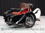 Sarolea T6 + Sidecar '54 (1954)