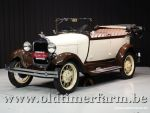 Ford Model A Phaeton '28 (1928)