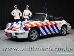 "Porsche 911 964 Carrera 2 Cabriolet Rijkspolitie ""Alex 62"" '94"