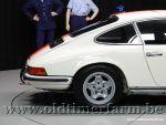 Porsche 911 2.4E Coupé Belgische Rijkswacht