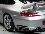 Porsche 996 GT2 Arctic Silver Metallic 2001 (2001)